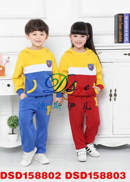 幼儿园校服的折叠方法