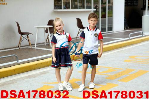 幼儿园园服搭配方法二